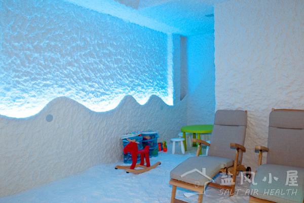 盐风小屋盐氧空间在幼儿园的应用